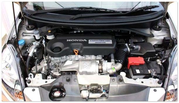 двигатель Хонда СРВ 2015