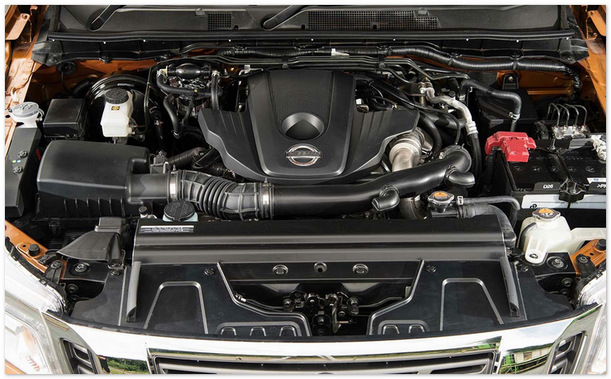 двигатель Nissan Navara 2015