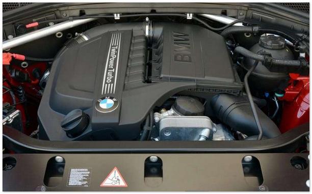 двигатель бмв х3 2015