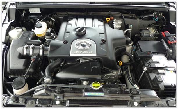 двигатель джипа Хавал Н9