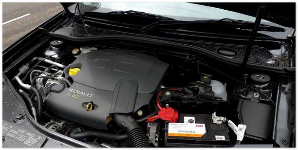двигатель Рено Дастер 2015