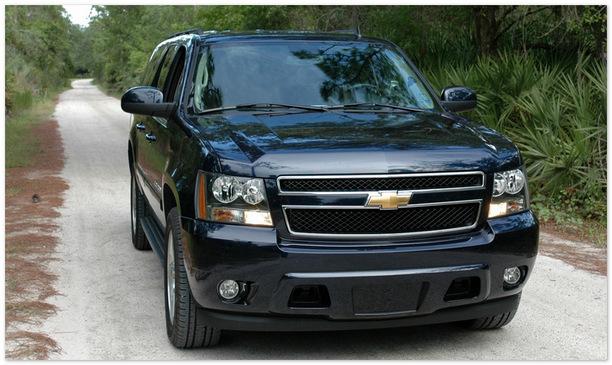 фото Chevrolet Suburban