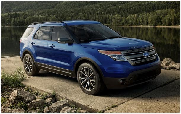 фото Ford Explorer 2015