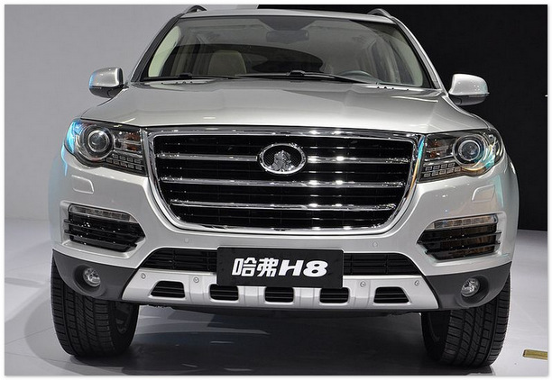 фото Great Wall Haval H8
