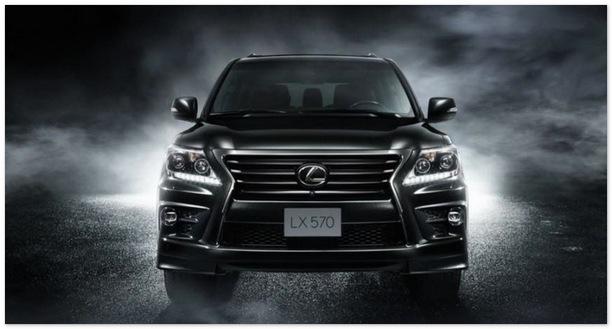 фото Lexus LX 570 2015