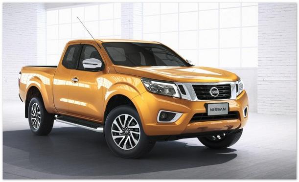 фото Nissan Navara 2015