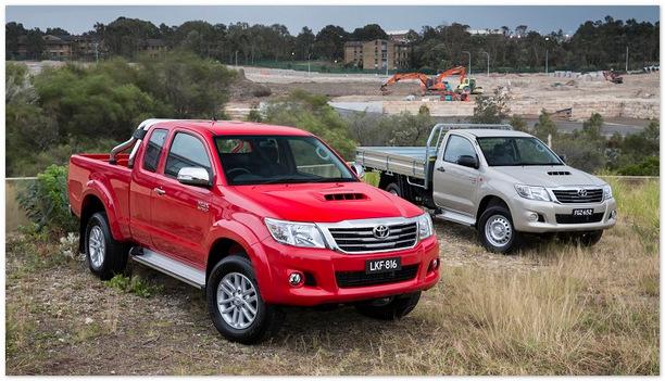 фото Toyota Hilux 2015