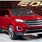 кроссовер Ford Edge 2015