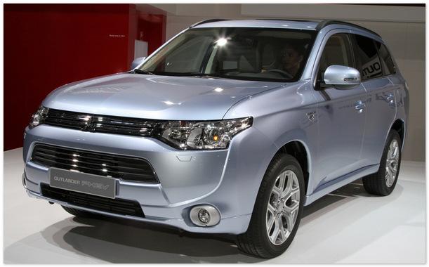 паркетник Mitsubishi Outlander