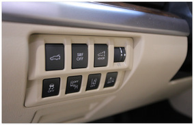 техника нового Subaru Outback