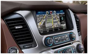 технологии Chevrolet Tahoe 2015