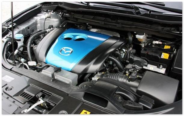 двигатель Мазда СХ 3