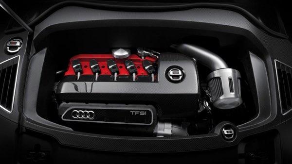 Audi-Q3 двигатель